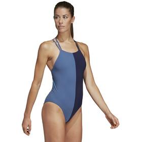 adidas Fit PAR - Maillot de bain Femme - bleu